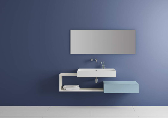 36e8_basin by LAGO | Vanity units