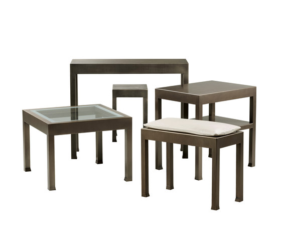 Gong small table by Promemoria | Side tables