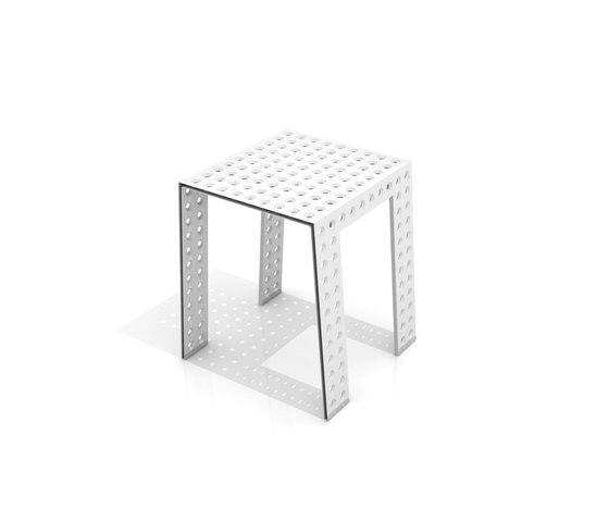 3+ Stool by Zieta | Garden stools