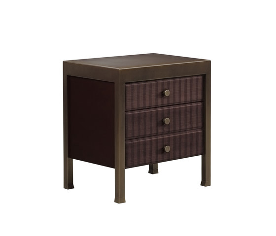 Gong bedside table by Promemoria | Night stands