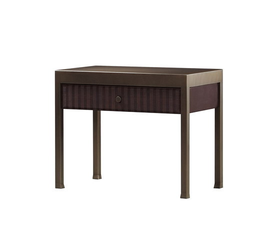 Gong bedside table de Promemoria | Tables de chevet