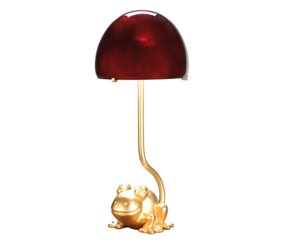 Grenouille table lamp / bedside table lamp by Promemoria | General lighting