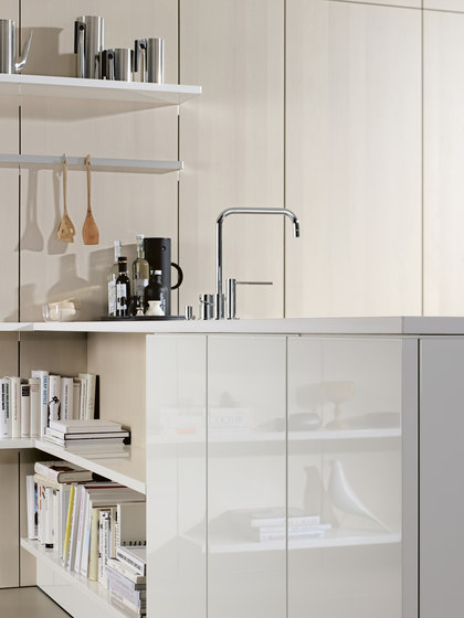 Materials | Laminate glossy by SieMatic | Composite panels