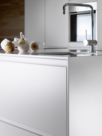 Materials | SimiLaque matt by SieMatic | Fitted kitchens