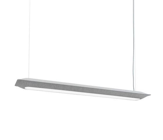Arkki 1200 pendant by Blond Belysning | General lighting