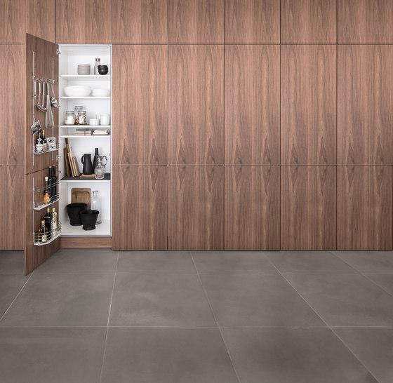 Materials | Veneer matt by SieMatic | Wood veneers