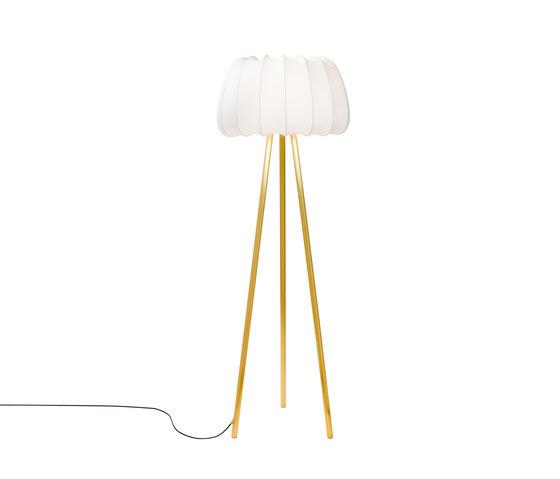 Soft Medi floor by Blond Belysning | General lighting