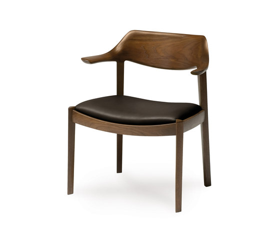 Wing side chair di Conde House | Sedie