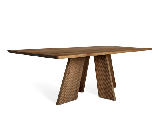 Hakama table by Conde House | Dining tables