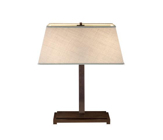 Warry Bronze Tischlampe von Promemoria | Tischleuchten