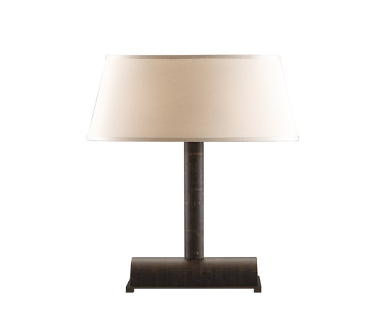Zebù table lamp de Promemoria | Luminaires de table