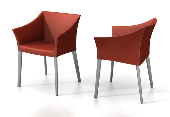 Cross by Segis | Visitors chairs / Side chairs