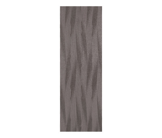 Dress Up graphite waves by Ceramiche Supergres   Ceramic tiles