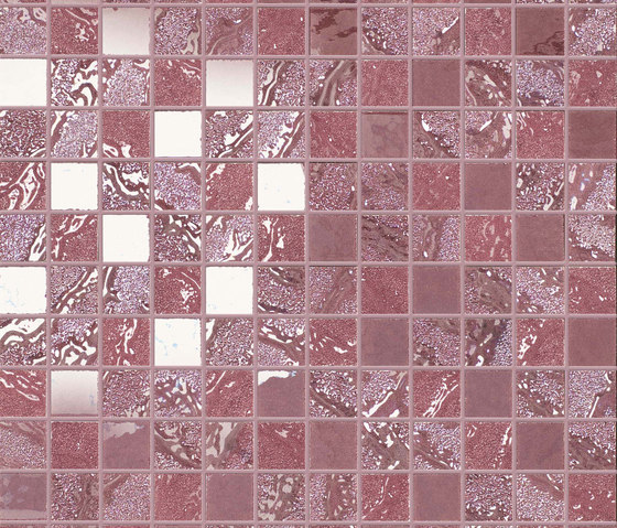 Four Seasons bloom de Ceramiche Supergres | Mosaïques céramique