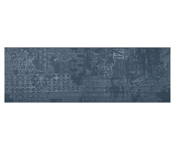Lace blue blend by Ceramiche Supergres | Ceramic tiles