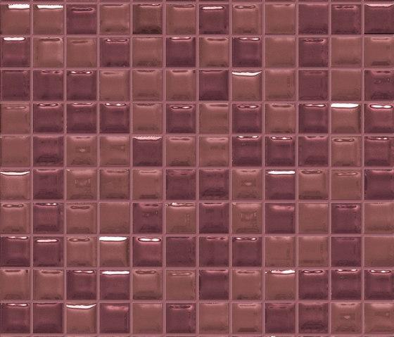 Lace cardinal mosaic de Ceramiche Supergres | Mosaïques céramique