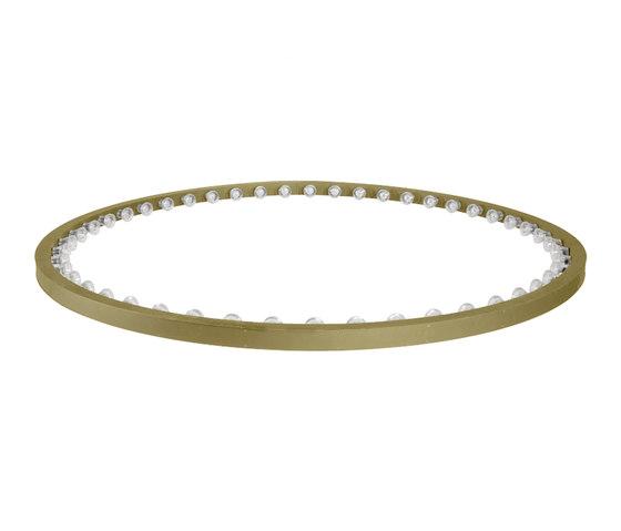Aura large gold by JSPR | General lighting