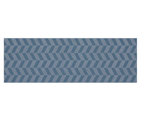 Melody blue geometrico di Ceramiche Supergres | Piastrelle ceramica