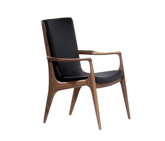 Ginger Dining Chair by Vladimir Kagan | Chairs