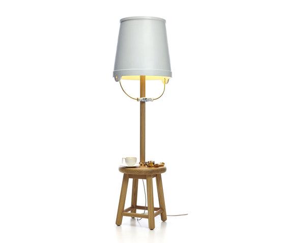 bucket floor lamp by moooi   General lighting