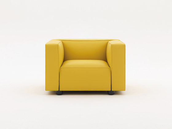 Sofa Collection by Edward Barber & Jay Osgerby Armchair by Knoll International | Lounge chairs