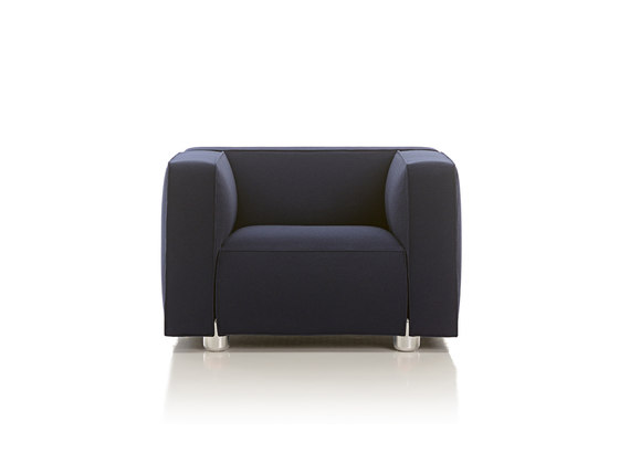 Sofa Collection by Edward Barber & Jay Osgerby Armchair de Knoll International | Sillones lounge