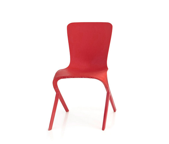 Chaise Washington Skin™ de Knoll International | Chaises de restaurant