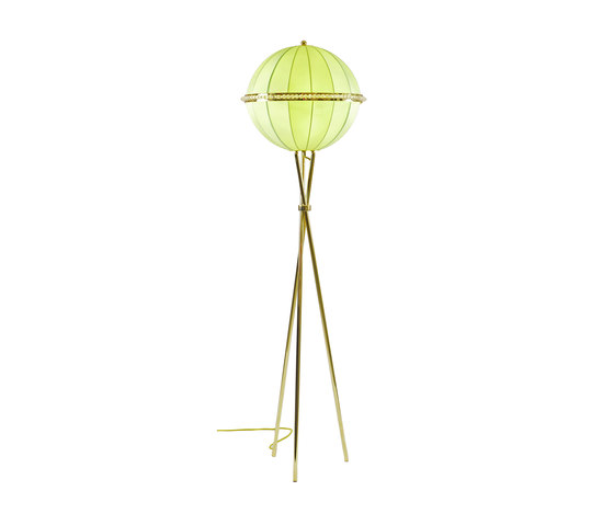 Quoluna floor lamp by Woka | General lighting