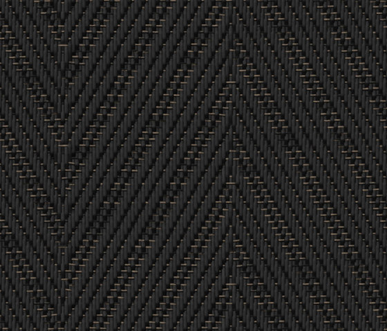 Graphic Herringbone black by Bolon | Wall-to-wall carpets