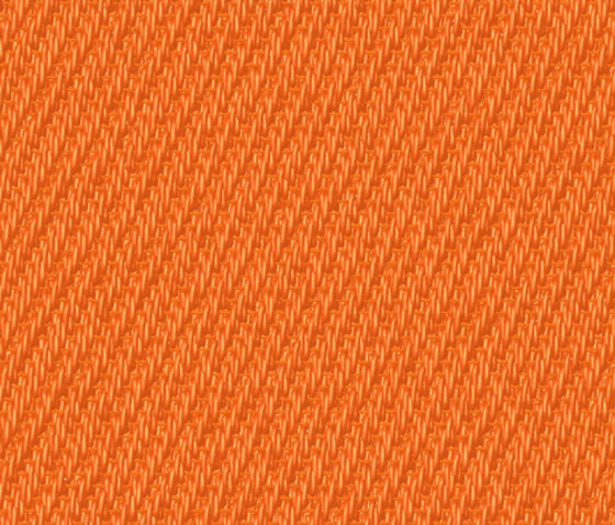 Now Tangerine by Bolon | Wall-to-wall carpets