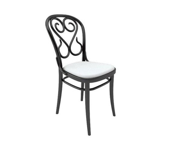 No 4 chaise de TON | Chaises de restaurant