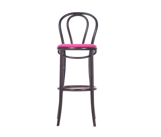 18 Barstool upholstered by TON | Bar stools