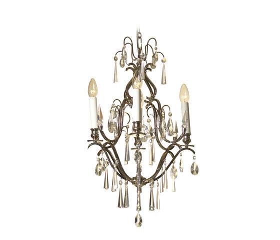 AD-CR small chandelier de Woka | Éclairage général