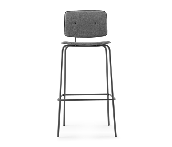 Don Stool upholstered by ONDARRETA | Bar stools