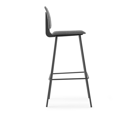 Don Stool upholstered di ONDARRETA | Sgabelli bar