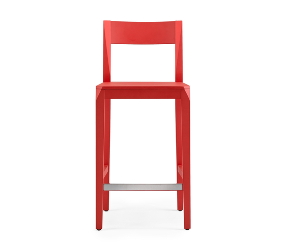 Mister Stool h65 by ONDARRETA | Bar stools