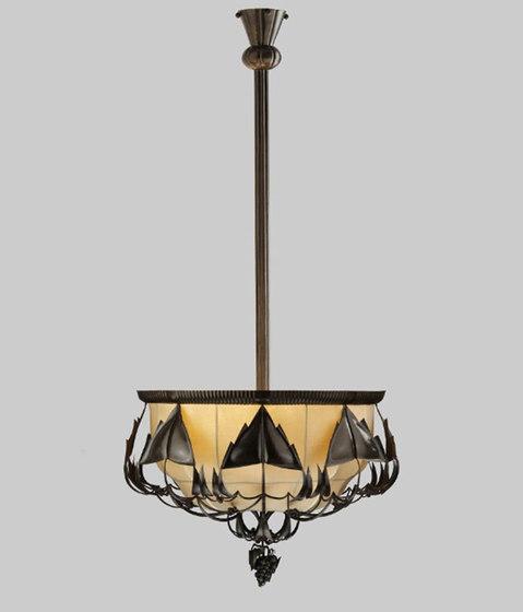 Peche 2 pendant lamp by Woka | General lighting