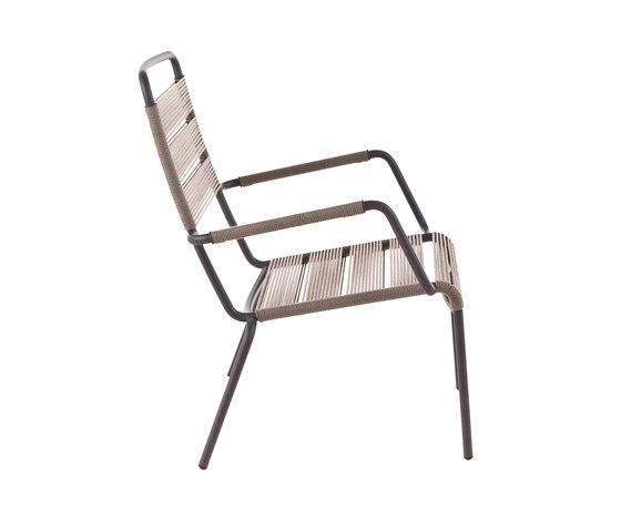 Camargue Armchair by Unopiù | Garden armchairs
