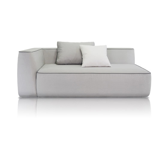 Plump Left corner module by Expormim | Sofas