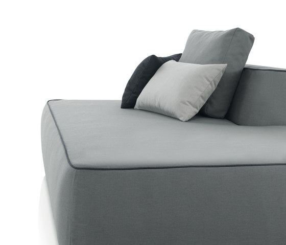 Plump composition by Expormim | Garden sofas
