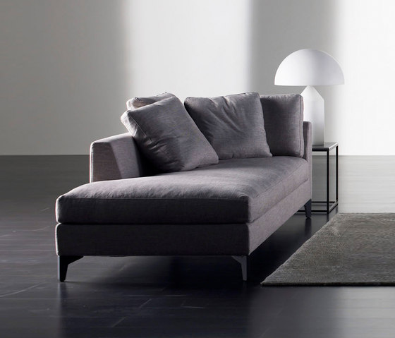 Lewis up by meridiani bed sofa modular sofa chaise for Chaise longue bank