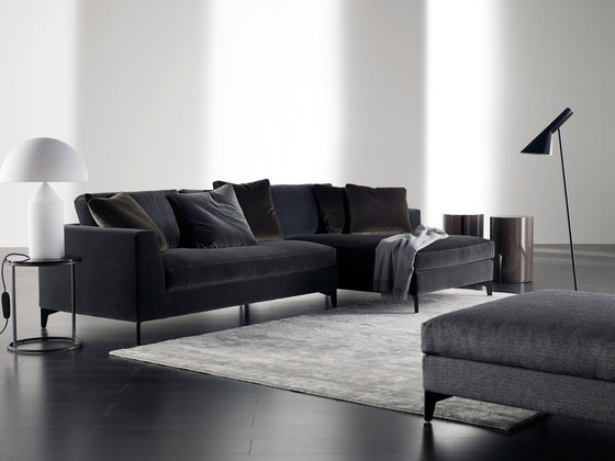Louis Up Sofa modular by Meridiani | Sofas