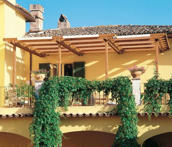 pergole parasole classique pergola unopi. Black Bedroom Furniture Sets. Home Design Ideas