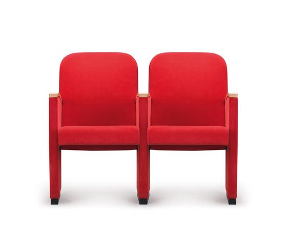 Sipario by Lamm | Auditorium seating