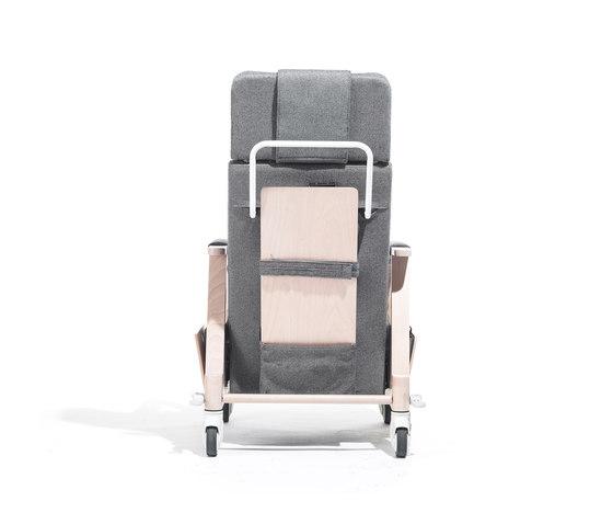 Santiago Recliner armchair di TON | Poltrone