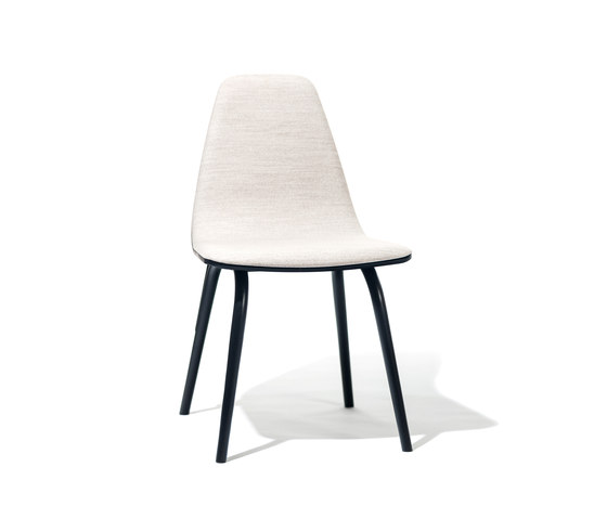 Tram chair upholstered by TON | Chairs