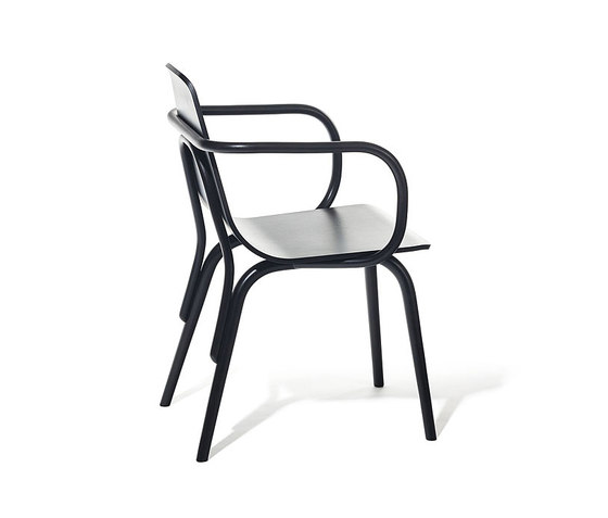 Tram Armchair by TON | Restaurant chairs