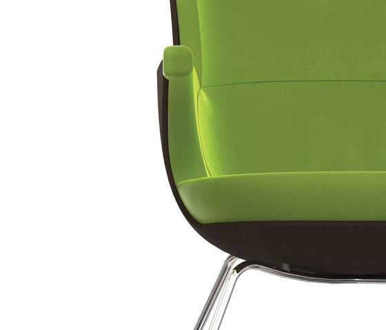 i-SIT armchair de Magnus Olesen | Fauteuils