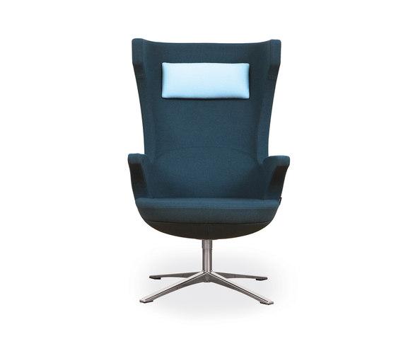i-SIT armchair de Magnus Olesen | Fauteuils d'attente