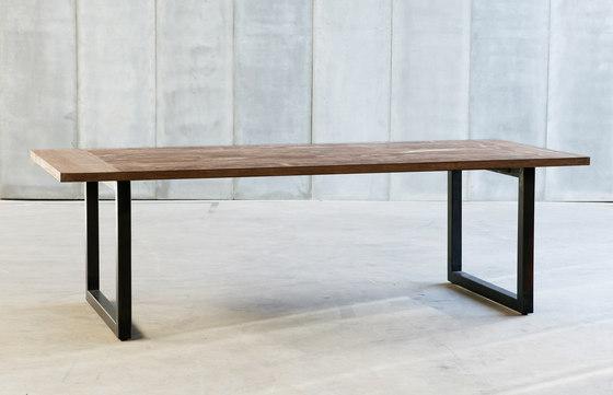 Tube Table de Heerenhuis   Mesas comedor